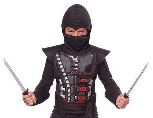 Stealth Ninja Battle Armor