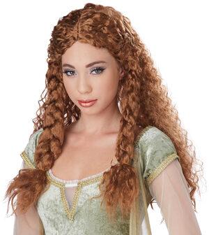 Viking Princess Wig Wig