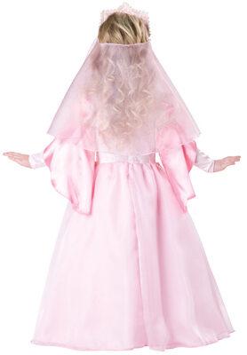 Pleasant Pink Princess Kids Costume
