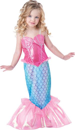 Mystical Mermaid Kids Costume