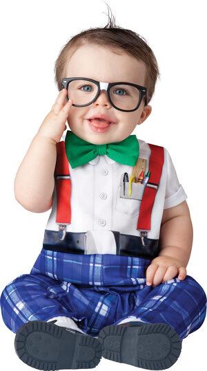Nursery Nerd Baby Costume