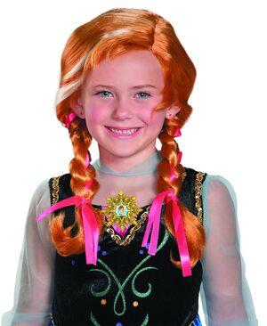 Disney Frozen Anna Wig