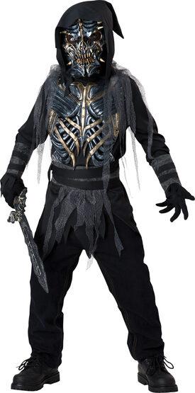 Death Warrior Kids Costume
