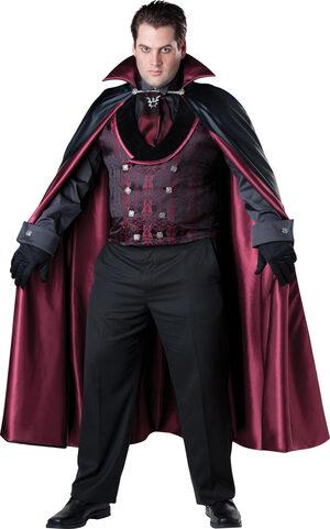 Midnight Vampires Adult Costume