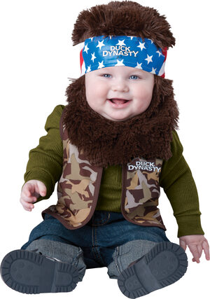 Willie Duck Dynasty Baby Costume