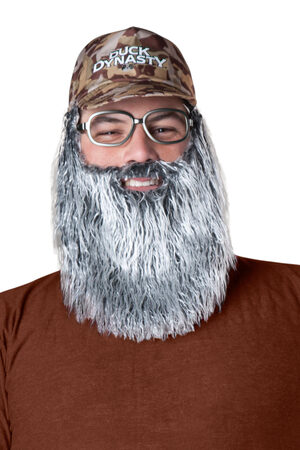Duck Dynasty Uncle Si Accessory Set