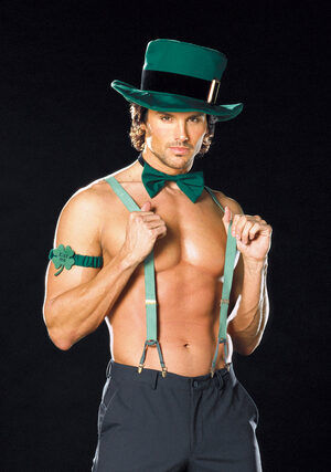 Get Lucky St Patricks Day Adult Costume