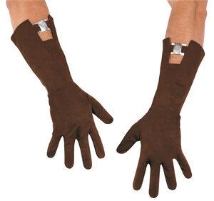 Retro Captain America Adult Gloves