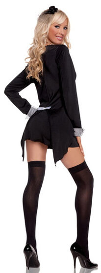 Sexy Formal Fantasy School Girl Costume