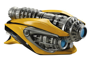 Bumblebee Transformers Cannon