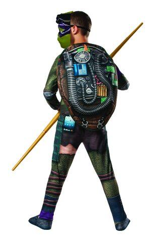 Deluxe Donatello Ninja Turtle Kids Costume
