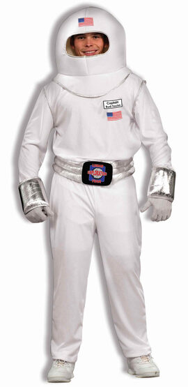 Mens Funny Full Moon Adult Costume