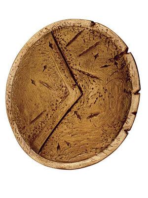 Themistokles Spartan Shield