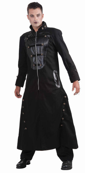 Mens Gothic Shadow Walker Adult Costume