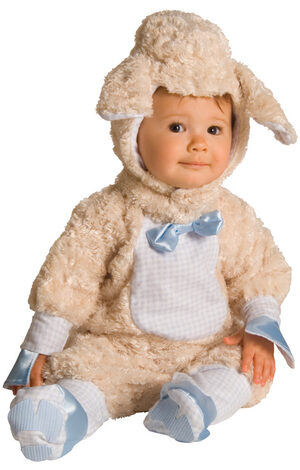 Cute As Can Be Lamb Baby Costume