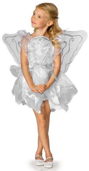 Girls Peaceful Pixie Fairy Kids Costume