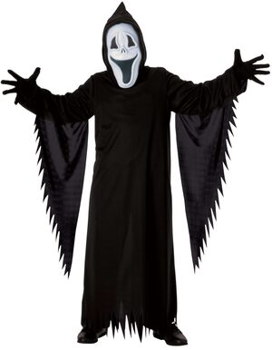 Smiley the Ghost Scary Kids Costume