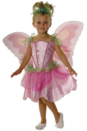 Springtime Fairy Kids Costume