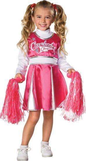 Champion Cheerleader Kids Costume