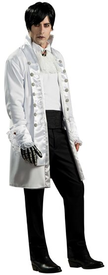 Mens Gothic Lord Adult Costume