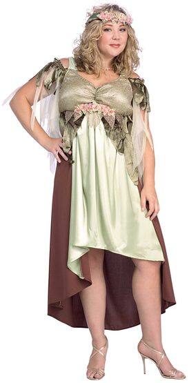 Mother Nature Fairy Plus Size Costume