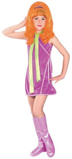 Daphne Scooby Doo Kids Costume