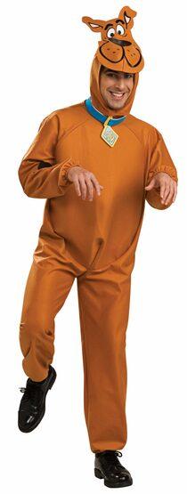 Mens Scooby Doo Adult Costume