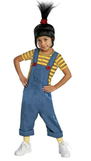 Girls Agnes Despicable Me Kids Costume