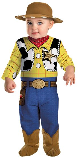 Disney Toy Story Woody Kids Costume