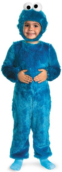 Sesame Street Cookie Monster Kids Costume