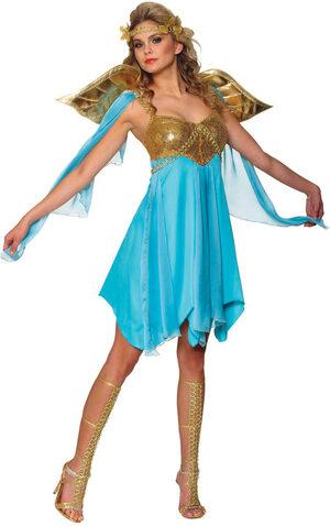 Sexy Victory Greek Goddess Costume