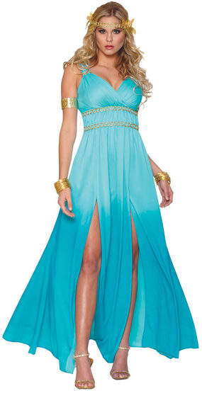Sexy Aphrodite Greek Goddess Costume