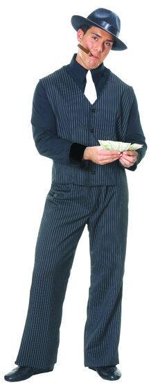 Mens Mafia Gangster Adult Costume