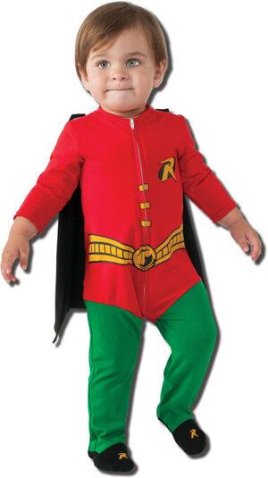 Robin Onesie Baby Costume