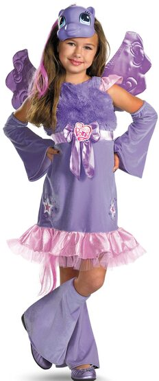 Star Song My Little Pony Kids Costume
