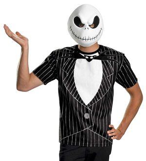 Jack Skellington Scary Adult Costume