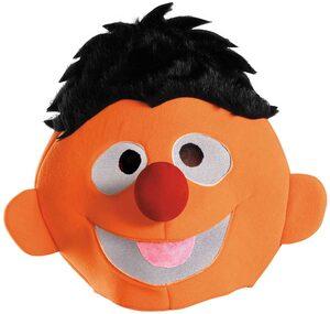 Sesame Street Ernie Headpiece Mask