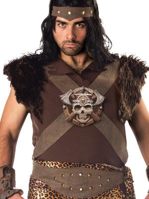 Mens Caveman Plus Size Costume