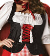 Womens Little Red Riding Hood Plus Size Costume