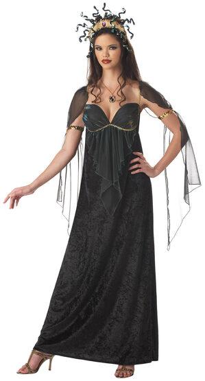 Mythical Medusa Adult Costume