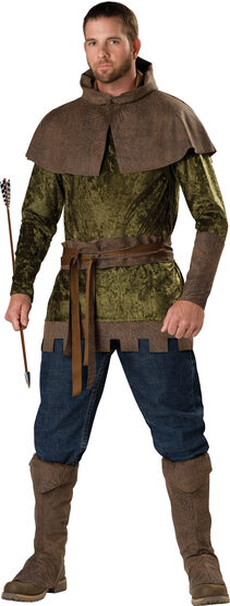 Robin Hood of Nottingham Adult Costume