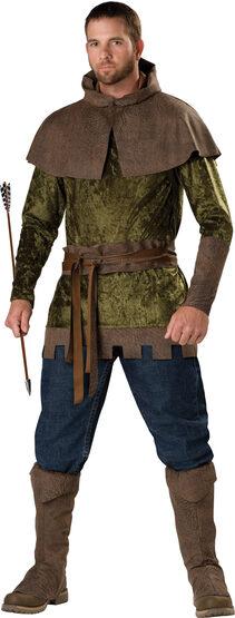 Robin Hood of Nottingham Adult Costume