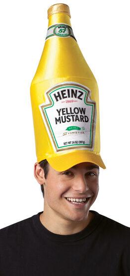 Heinz Mustard Hat
