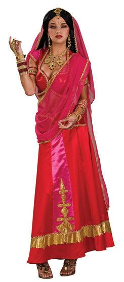 Sexy Bollywood Beauty Arabian Costume