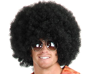 Pimp Daddy Afro Wig