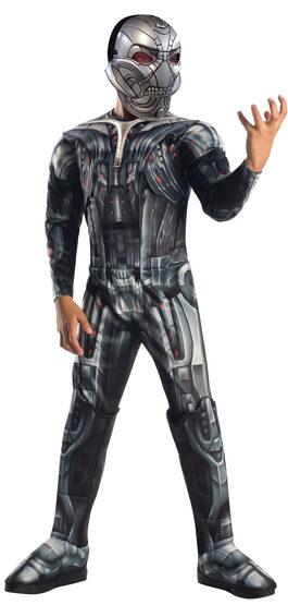 Avengers 2 Deluxe Ultron Kids Costume