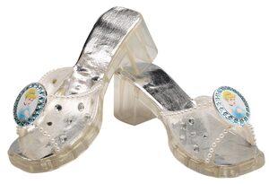 Deluxe Kids Disney Cinderella Jelly Shoes