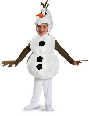 Olaf Deluxe Frozen Kids Costume