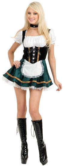 Sexy Beer Garden Girl Oktoberfest Costume