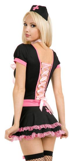 Sexy Late Night Nurse Costume